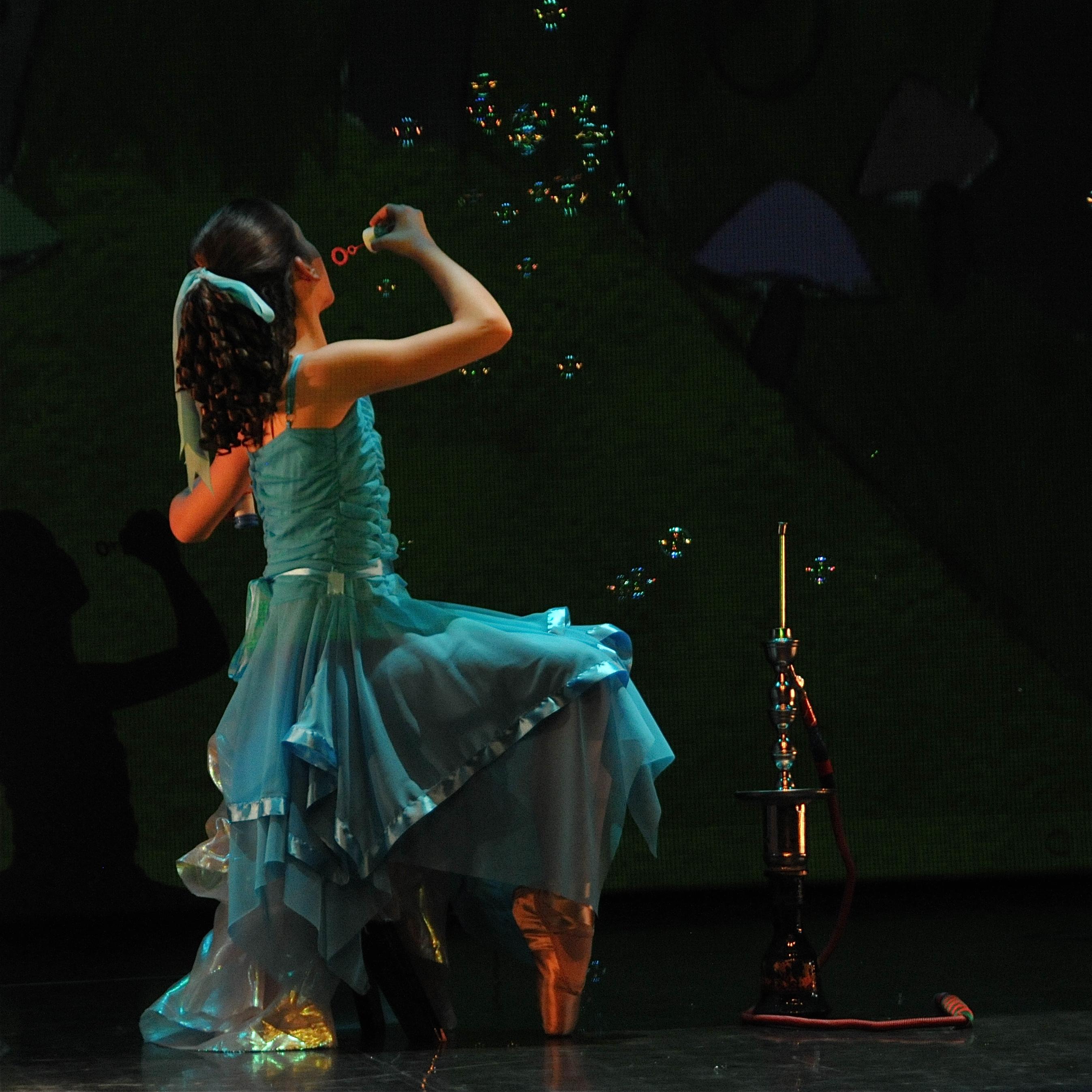 Alice bulles 3
